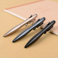 Tactical Pen Aviation Aluminum Emergency Military Glass Breaker Outdoor Survival