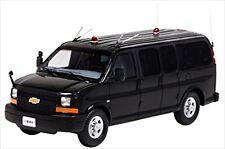 RAI'S 1/43 Chevrolet Express ls3500 2008 Japan Police Guard Vehicle H7430817 NEW