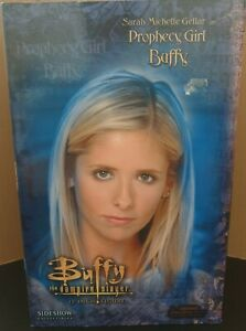 SIDESHOW COLLECTIBLES BUFFY THE VAMPIRE SLAYER FIGURE ,NEW