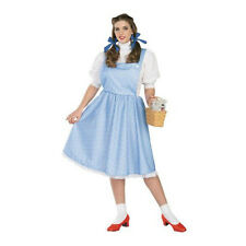 Dorothy Wizard of Oz Adult Dress Halloween Costume XL (14-16)