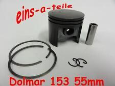 Kolben passend für Dolmar 153 55mm NEU Top Qualität