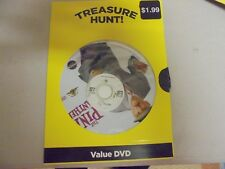"USED DVD   ""The pink Panther  Treasure Hunt Value DVD"