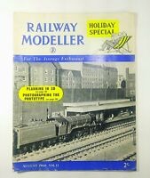 Railway Modeller Magazine British Model Trains 1960 UK Railroads