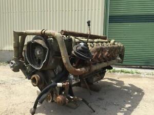Deutz diesel engine BF12L714