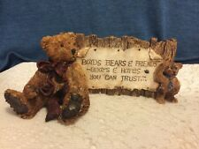 Boyds Bears and friends.Bears & Hares You Can Trust