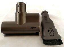 Dyson 205520 Mini Motorized Vacuum Brush Attachment Plus Manual
