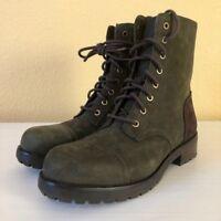 Ugg Australia WOMEN'S Kilmer Boots Military Water Resistant SLA Green 6-10 NIB