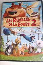 """DVD """"Les Rebelles De La Forêt 2""""(Boog et Elliot sont de retour)NEUF SOUS BLISTER"""