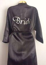 Satin Bridal Lingerie & Nightwear Robes for Women