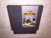 Jackal (Nintendo Entertainment System, 1987) NES Game Cartridge Vr Nice!