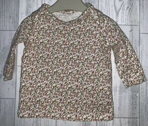 Girls Age 0-3 Months - Next Long Sleeved Top