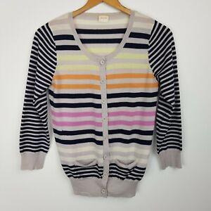 Gorman Cardigan Size 10 Merino Wool