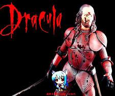 Horror Movie Dracula in Armor Bram Stoker 1/6 Figure Vinyl Model kit 11 inch