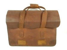 Handmade Leather Bag Doctors Briefcases