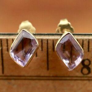 Atlantic Amethyst Earrings: Museum of Jewelry