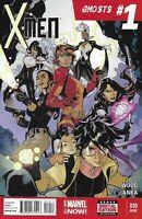 X-Men Comic Issue 10 Modern Age First Print 2014 Brian Wood Kris Anka Mann Keith
