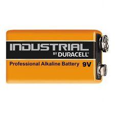 200x Duracell Industrial 9V E-Block MN1604 Alkaline 6LR61 Batterie Neue Ware