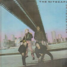 """12"""" The Nitecaps Go To The Line ( Hot Pavement, Black Tears) 80`s Sire Records"""