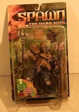 Spawn The Dark Ages: Tormentor Action Figure Collectible By McFarlane Toys
