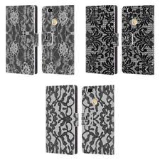 custodie portafogli neri modello Per Huawei Nova per cellulari e palmari