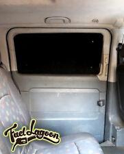 Motorhome universal  Camper Van Side Door Thermal Window Screen Silver Blind