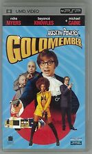 AUSTIN POWERS IN GOLDMEMBER SONY PSP UMD VIDEO - NUOVO