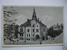 AK Katzenau i. Schlesien Rathaus 1941