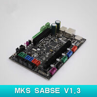 3D Printer MKS SBASE V1.3 32-Bit LPC1768 IC RJ45 Smoothieware Controller Board