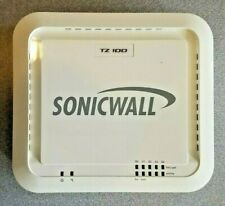 Sonicwall TZ100 Network Firewall VPN Security Appliance Router APL22-07F