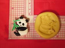Panda Bear Silicone Push Mold A791 For Resin Craft Chocolate Fondant Gumpaste