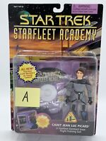 Playmates 1996 Star Trek Starfleet Academy Series CADET JEAN LUC PICARD