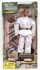 """new BBI 2005 Elite Force 1/6 WWII US 2nd Division Rifleman Winter 12"""" figure"""