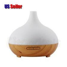 300ML Ultrasonic Home Aroma Humidifier Air Diffuser Purifier Lonizer