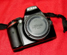 Seldom Used 24MP Nikon D3200 - Card, Charger, Cable, and Less than 5000 Clicks!