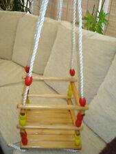 Wooden Baby Swing