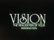 Vision: The Realization of Your Imagination Eastman Kodak Co. 35mm Demo Film