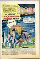 Batman #159-1963 coverless Joker / Clayface - Bat-Girl