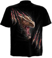 Markenlose Herren-T-Shirts aus Baumwolle in Größe XL