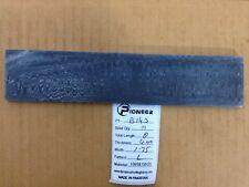 "Pioneer Custom Made Damascus Steel Billet,New 8"" Ladder,Pt-B 143"