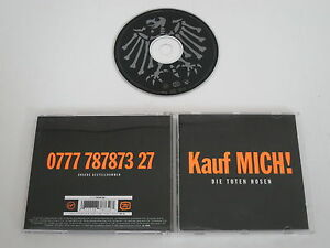 Die Toten Hosen / Achat Mich !( Virgin 077778787327) Album
