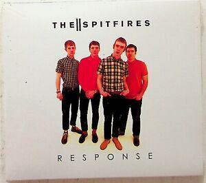 The Spitfires -Response CD -NEW -2015 -British Mod Rock Revival Band