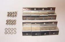 Solar Panel Z Bracket Mounting Kit (2 kits) USA