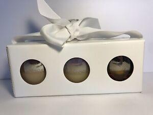 Glassybaby PRECIOUS CARGO 2016 Holiday Limited Ed Gold, Frankincense & Myrrh NEW