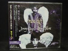 JIMMY PAGE & ROBERT PLANT Most High JAPAN CD Led Zeppelin The Firm The Yardbirds