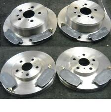 TOYOTA CELICA 2.0 ST182 FRONT & REAR BRAKE DISCS & PADS