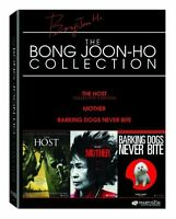 Bong Joon-Ho Collection [4 Discs] (DVD New)