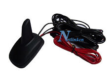 Auto GPS+GSM+RADIO AM/FM Shark fin combo antenna (3 meters cable)