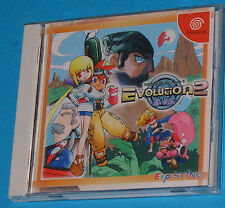 Sinki World Evolution 2 - Sega Dreamcast DC - JAP