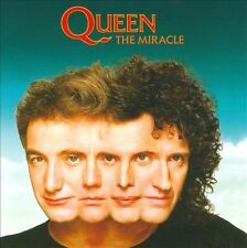 The Miracle Queen 2 CD Set Sealed ! New ! 2011 Remastered
