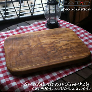 Serving Tray Chopping Board Cutting Olive Wood 13/16x9 13/16x0 13/16in